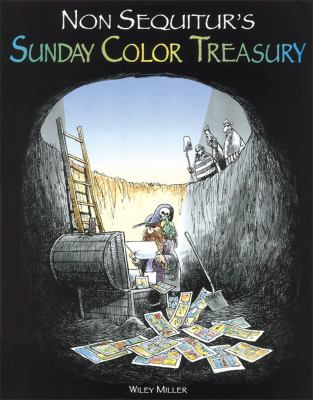 Non Sequitur's Sunday Color Treasury 9780740754487