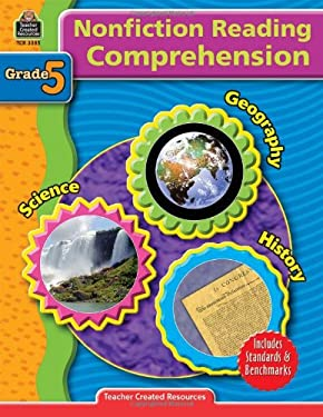 Nonfiction Reading Comprehension Grade 5 9780743933858