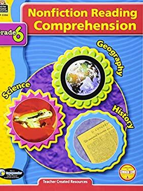 Nonfiction Reading Comprehension Grade 6 9780743933865