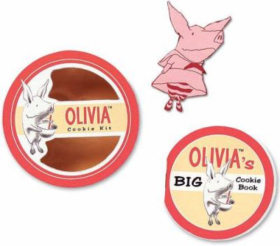 Olivia Cookie Kit [With Paperback Minibook and Cookie Cutter] 9780740753312