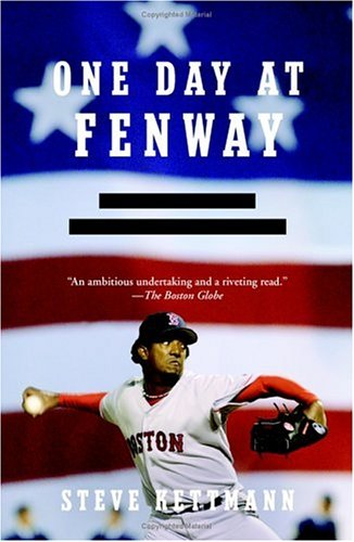 One Day at Fenway: A Day in the Life of Baseball in America 9780743483667