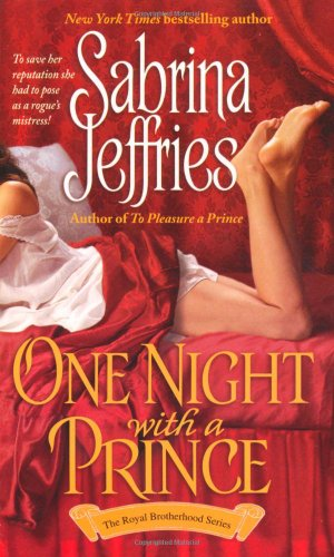 One Night with a Prince 9780743477727