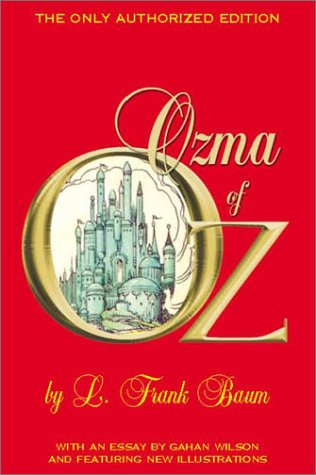 Ozma of Oz 9780743452670