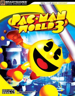 Pac-Man World 3 Official Strategy Guide 9780744005943
