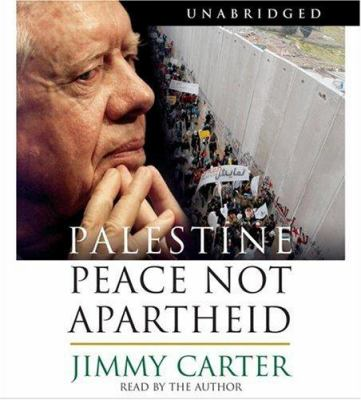 Palestine Peace Not Apartheid 9780743555937