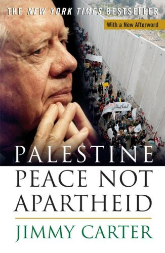 Palestine Peace Not Apartheid 9780743285032