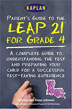 Parent's Guide to the Leap 21 for Grade 4 9780743204927