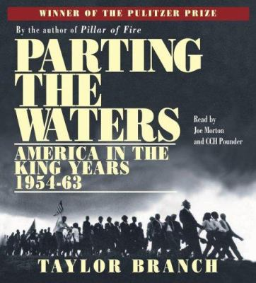 Parting the Waters: America in the King Years, 1954-63 9780743551458