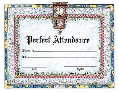 Printable perfect attendance certificates etamemibawa printable perfect attendance certificates free printable perfect attendance certificate template yelopaper Images