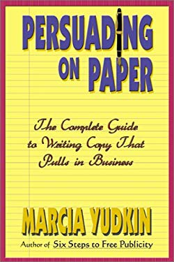 Persuading on Paper 9780741406101