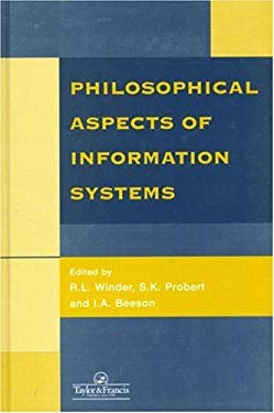 Philosophical Issues in Information Systems 9780748407583