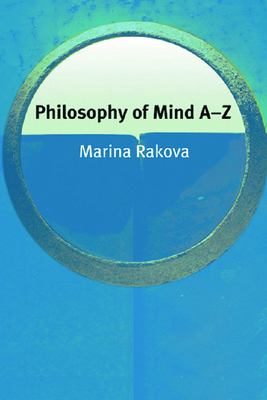 Philosophy of Mind A-Z 9780748620951
