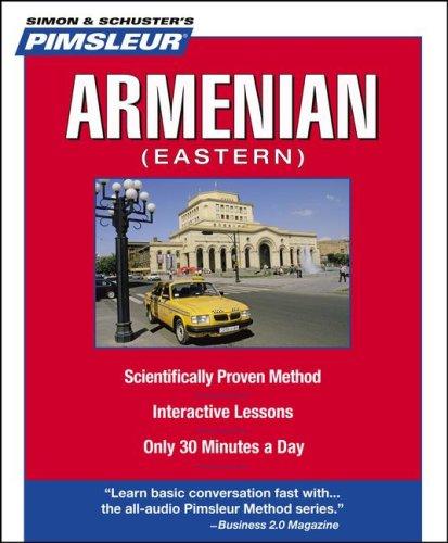 Pimsleur Armenian (Eastern) 9780743550635
