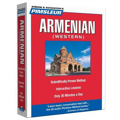 Pimsleur Armenian Western 9780743550659