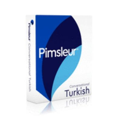 Pimsleur Conversational Turkish [With Free CD Case] 9780743551465