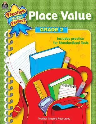 Place Value, Grade 2 9780743986021