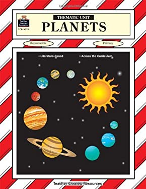 Planets Thematic Unit 9780743930765