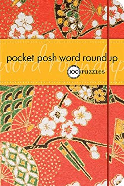 Pocket Posh Word Roundup: 100 Puzzles 9780740772757