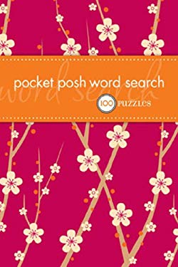 Pocket Posh Word Search: 100 Puzzles 9780740777486