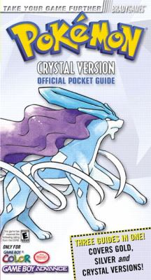 Pokemon Crystal Version: Official Pocket Guide 9780744000870