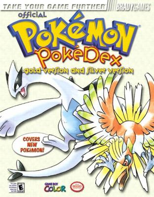 Pokemon Pokedex Gold Version and Silver Version 9780744000566