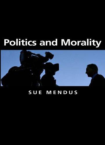 Politics and Morality 9780745629681