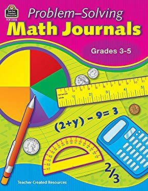 Problem-Solving Math Journals for Intermediate Grades 9780743933568