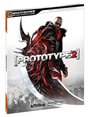 Prototype 2 Official Strategy Guide 9780744014013