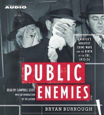 Public Enemies 9780743536714