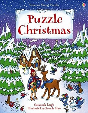 Puzzle Christmas 9780746095775