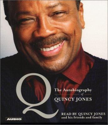 Q: The Autobiography of Quincy Jones 9780743500609