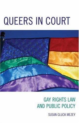 Queers in Court: Gay Rights Law and Public Policy 9780742549326