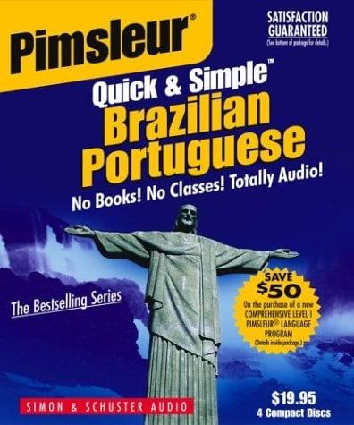 Portuguese (Brazilian), Q&s: Learn to Speak and Understand Brazilian Portuguese with Pimsleur Language Programs