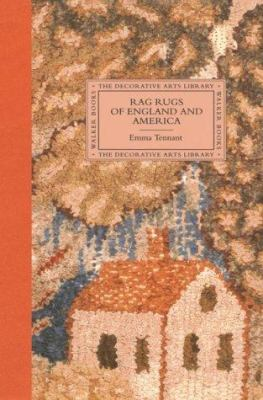 Rag Rugs of England and America 9780744518924