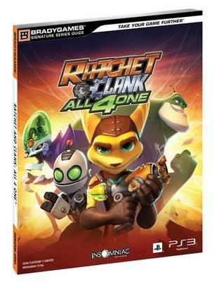Ratchet & Clank: All 4 One 9780744013436