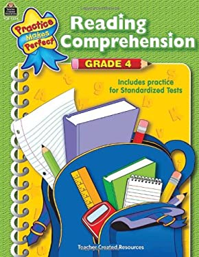 Reading Comprehension Grade 4 9780743933346