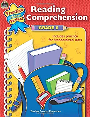 Reading Comprehension Grade 6 9780743933674
