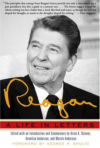 Reagan: A Life in Letters 9780743219679