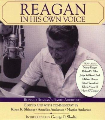 Reagan in His Own Voice 9780743509855