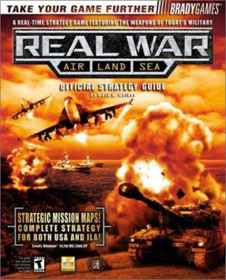 Real War: Joint Forces Official Strategy Guide 9780744000955