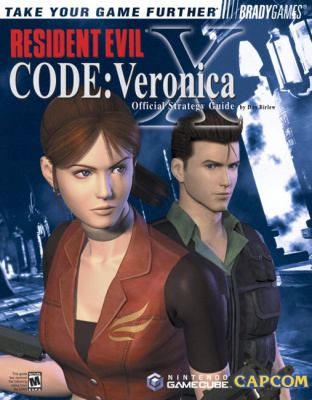 Resident Evil Code: Veronica X Official Strategy Guide 9780744003093