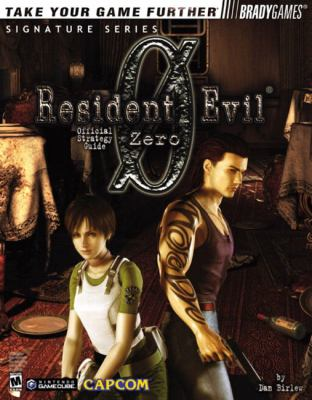 Resident Evil Zero: Official Strategy Guide