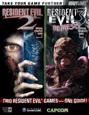 Resident Evila 2 & 3 Official Strategy Guide for Gamecube 9780744002225