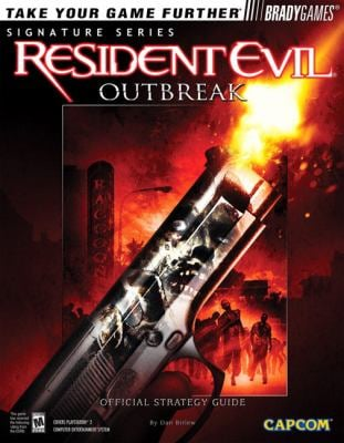 Resident Evila Outbreak Official Strategy Guide 9780744003451