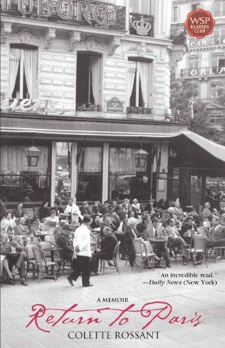 Return to Paris: A Memoir 9780743439688