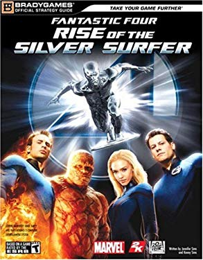 Rise of the Silver Surfer 9780744009187