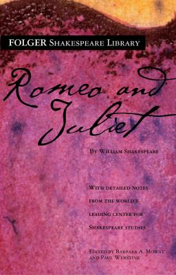 Romeo and Juliet 9780743482806