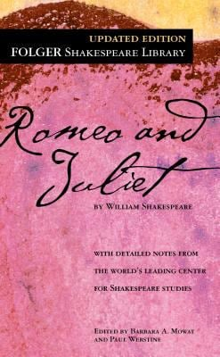 Romeo and Juliet 9780743477116