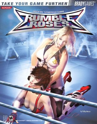Rumble Roses Official Strategy Guide