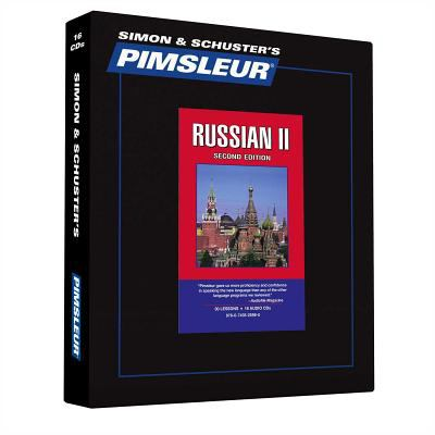 Russian II, Comprehensive: Learn to Speak and Understand Russian with Pimsleur Language Programs 9780743525985